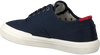 Blauwe TOMMY HILFIGER Lage sneakers CORE OXFORD TWILL - small