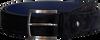 Blauwe FLORIS VAN BOMMEL Riem 75185 - small