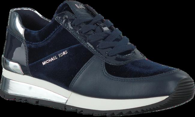 Blauwe MICHAEL KORS Sneakers ALLIE WRAP TRAINER  - large