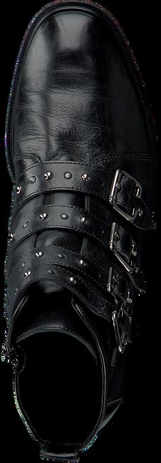 Zwarte PAUL GREEN Enkellaarsjes 9396 - large