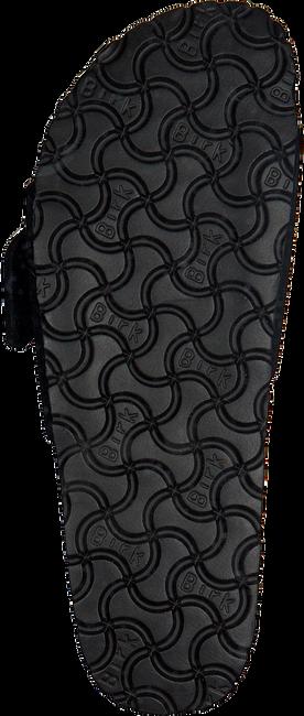 Zwarte BIRKENSTOCK PAPILLIO Slippers MADRID BIG BUCKLE  - large