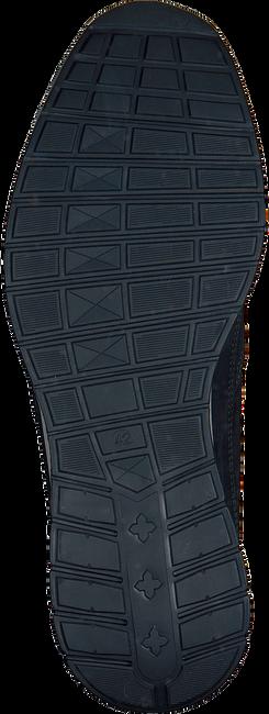 Blauwe NUBIKK Sneakers ELLIS RUNNER PYTHON  - large