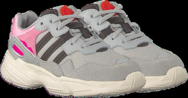 Grijze ADIDAS Sneakers YUNG-96 EL I  - large