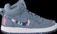 Grijze NIKE Sneakers COURT BOROUGH MID (KIDS) - medium