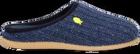 Blauwe HOT POTATOES Pantoffels LEONDING JUNIOR  - medium