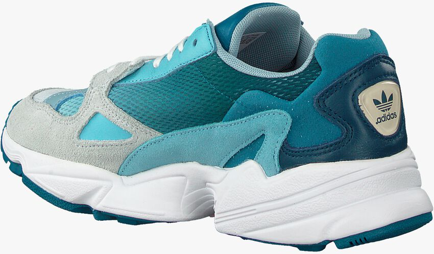Blauwe ADIDAS Sneakers FALCON W  - larger