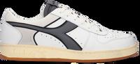 Witte DIADORA Lage sneakers MAGIC BASKET LOW ICONA  - medium