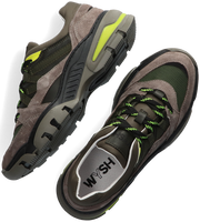 Groene WYSH Lage sneakers ARMIN  - medium