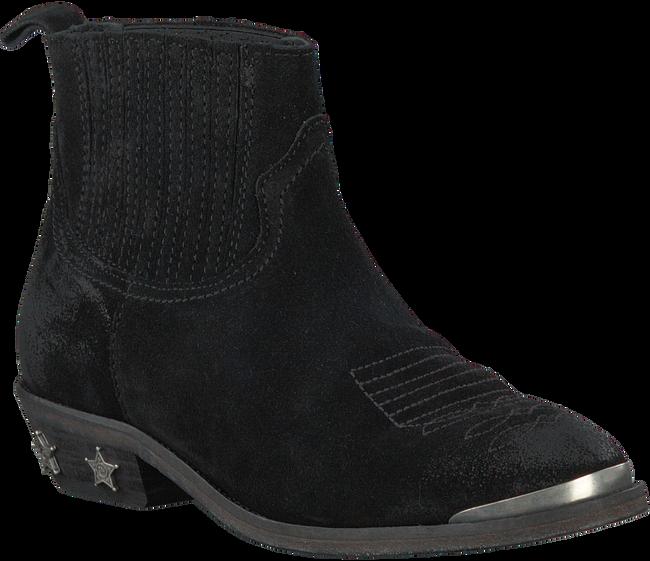 Zwarte CATARINA MARTINS Chelsea boots DANIE STAR  - large