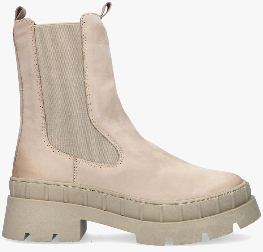 Beige OMODA Chelsea boots LPNORA-02  - larger