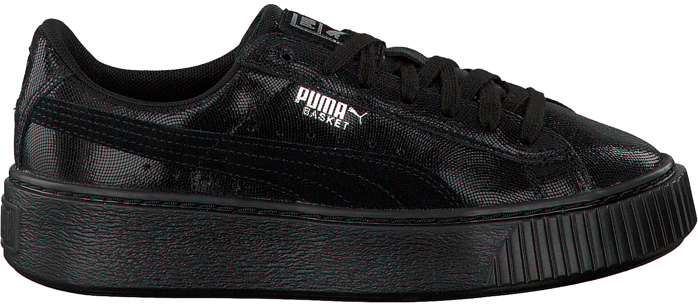 Puma Ns Basket Platform nl Omoda Zwarte Sneakers 8m0vnNw