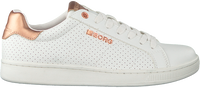 Witte BJORN BORG Lage sneakers T306 PRF W  - medium