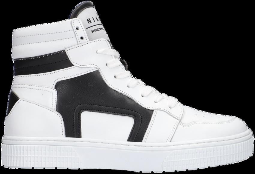Witte NIKKIE Hoge sneaker LIVIA SNEAKER  - larger