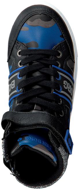 Zwarte BJORN BORG Sneakers MID CAM  - large