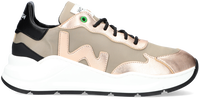 Beige WOMSH Lage sneakers WAVE  - medium