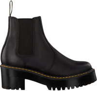 Zwarte DR MARTENS Chelsea boots ROMETTY  - medium