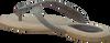 Zilveren MALUO Slippers 5067-BRO  - small