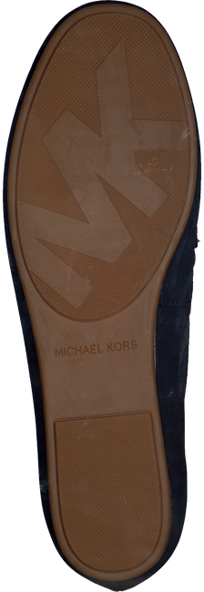Blauwe MICHAEL KORS Mocassins SUTTON MOC