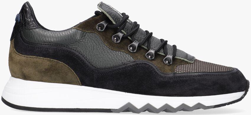 Groene FLORIS VAN BOMMEL Lage sneakers 16393  - larger