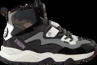 Zwarte VINGINO Hoge sneaker GIO MID  - medium