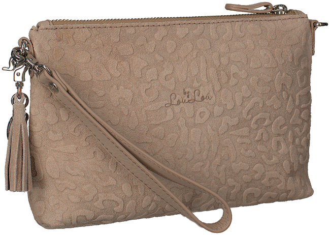 Beige BY LOULOU Clutch 01POUCH117S - large