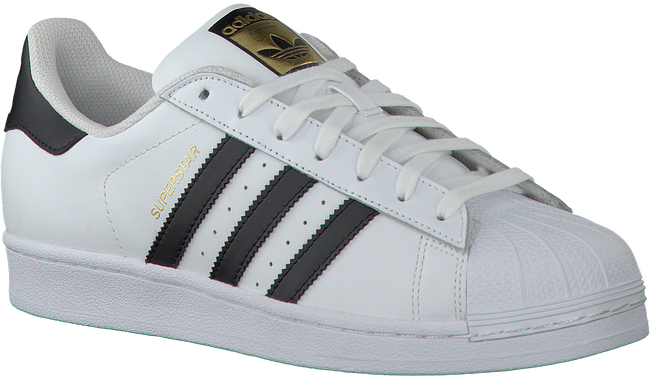 Witte ADIDAS Sneakers SUPERSTAR HEREN  - large