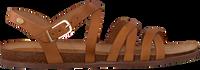 Bruine FRED DE LA BRETONIERE Sandalen 170010105 FRS0655  - medium