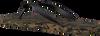 Groene UZURII Slippers DISCO ORIGINAL - small