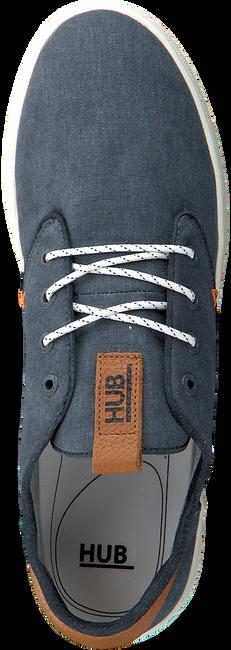 Blauwe HUB Sneakers CHUCKER - large