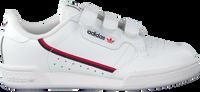 Witte ADIDAS Lage sneakers CONTINENTAL 80 CF C  - medium