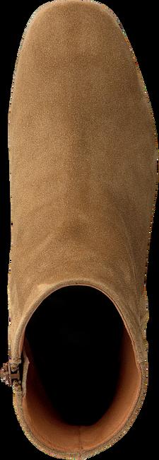 Cognac VIA VAI Enkellaarsjes AMELIA  - large