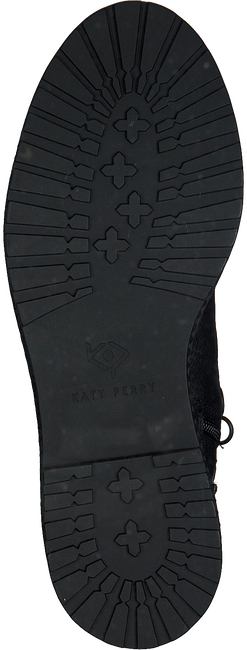 Zwarte KATY PERRY Veterboots KP0137  - large