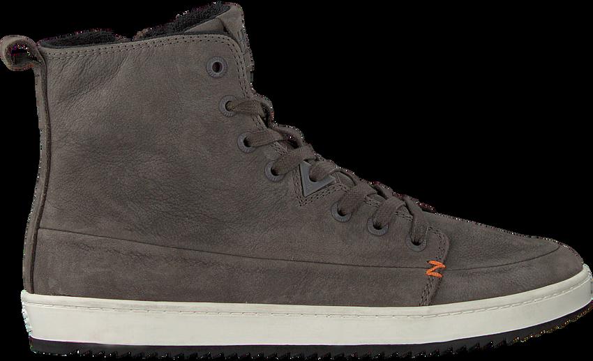 Grijze HUB Hoge sneaker BASE  - larger