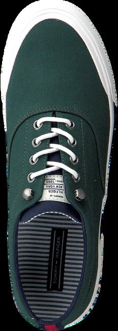 Groene TOMMY HILFIGER Sneakers HERITAGE TEXTILE SNEAKER  - large