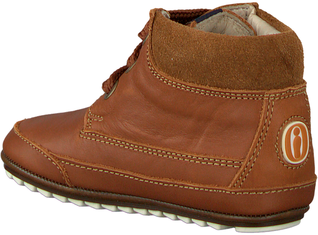 Cognac SHOESME Babyschoenen BP8S118 - large