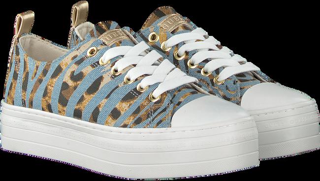 Blauwe GUESS Lage sneakers BRIGS  - large