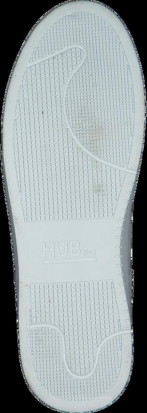 Grijze HUB Lage sneakers TOURNAMENT-M  - larger