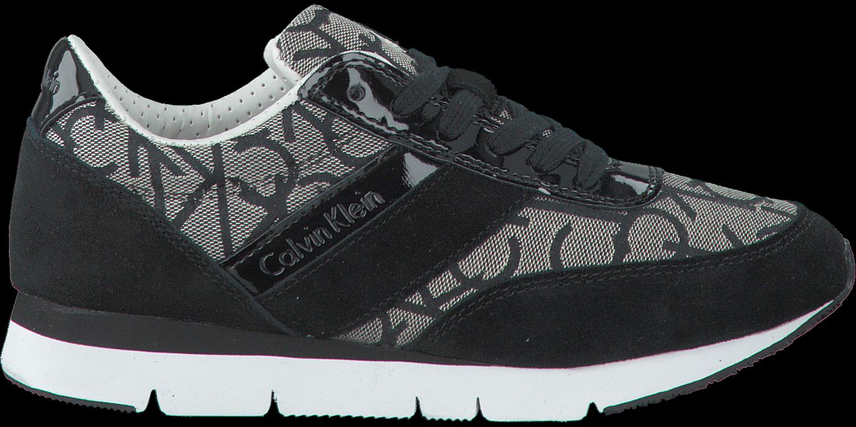 c72eb354f4a Zwarte CALVIN KLEIN Sneakers TEA - large. Next