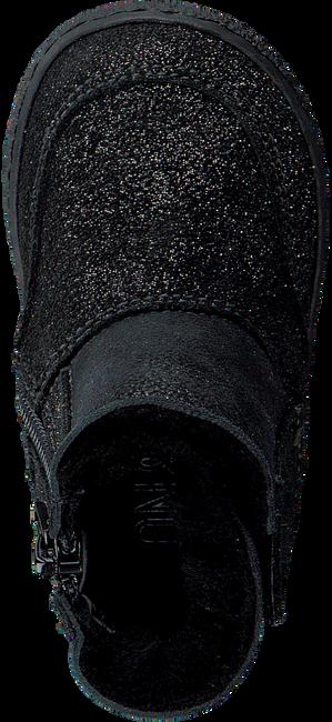 Zwarte TON & TON Enkelboots MK0915A9I  - large