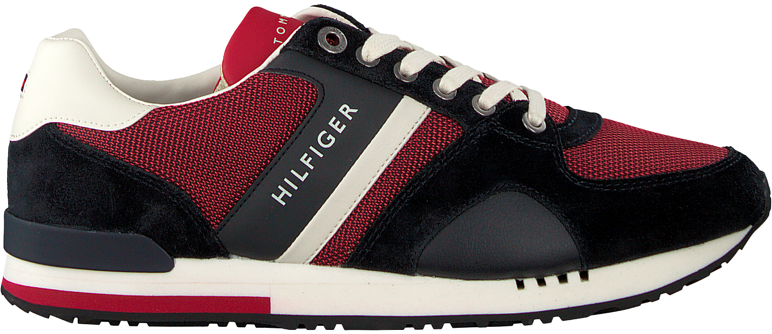 2a1557da0c9fae Blauwe TOMMY HILFIGER Sneakers NEW ICONIC SPORTY RUNNER - Omoda.nl