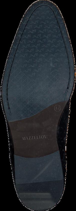 Zwarte MAZZELTOV Nette Schoenen MREVINTAGE603.03OMO  - larger