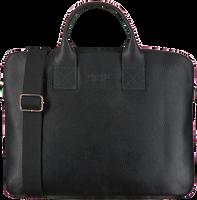 Zwarte MYOMY Laptoptas MY PHILIP BAG LAPTOP  - medium