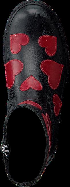 Zwarte FABIENNE CHAPOT Lange laarzen ABEL  - large