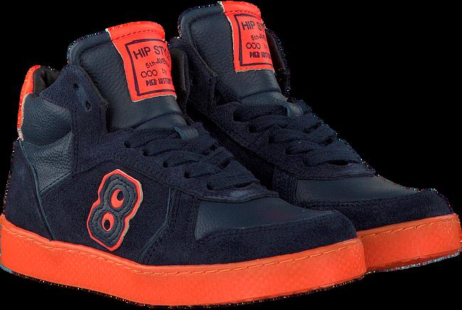 Blauwe HIP Sneakers H1705  - large