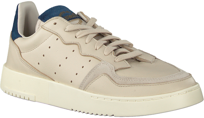 Beige ADIDAS Sneakers SUPERCOURT W - large