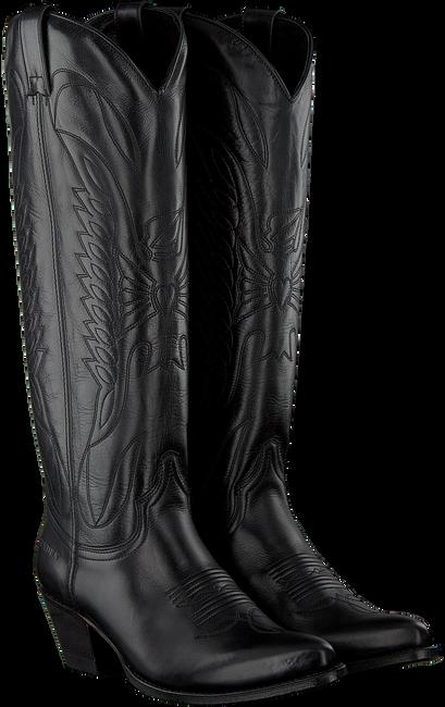 Zwarte SENDRA Cowboylaarzen 8840  - large