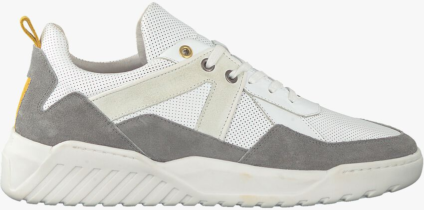 Witte CYCLEUR DE LUXE Lage sneakers ILLINOIS  - larger