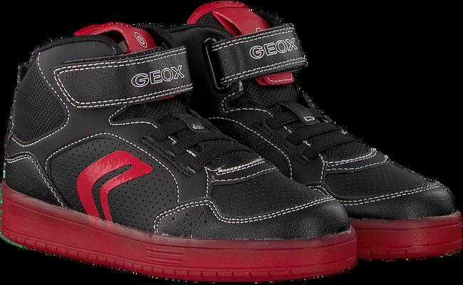Zwarte GEOX Sneakers J825PC - large