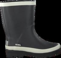 Zwarte KOEL4KIDS Regenlaarzen KO997  - medium