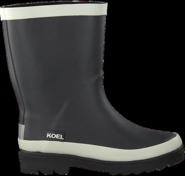 Zwarte KOEL4KIDS Regenlaarzen KO997  - large